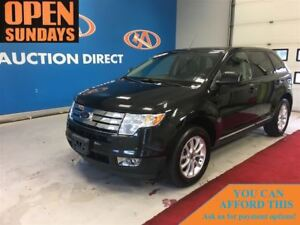 2010 Ford Edge SEL HUGE SUNROOF! FINAANCE NOW!