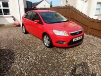 Ford, FOCUS, Hatchback, 2009, Manual, 1753 (cc), 5 doors