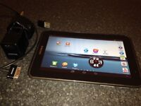 Samsung Galaxy Tab 2 - 7.0 with charger