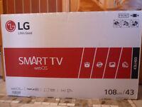 TV for sale. LG 43LH604V