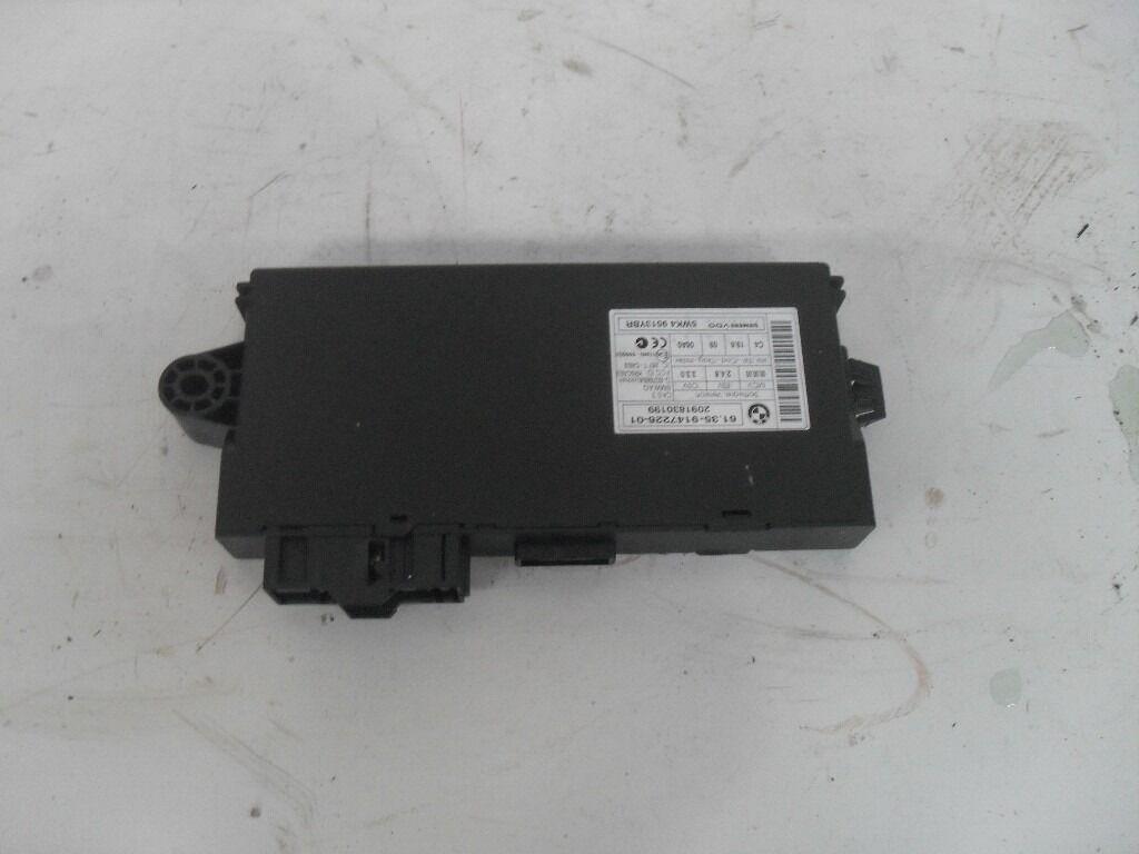 BMW 1/3/5/6/X1/Z4 CAS CONTROL UNIT E92 & OTHERS 9147226 REF 2106