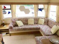 STATIC CARAVAN SALE - 2018 FREE SITE FEES - FINANCE OPTIONS AVAILABLE - SITED IN ESSEX