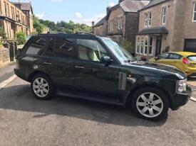 Range Rover Vogue 4.4 V8 LPG conversion
