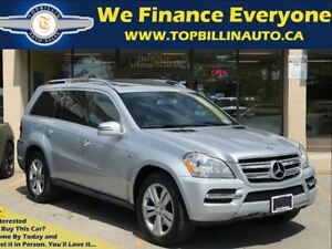 2011 Mercedes-Benz GL-Class Fully Loaded, 2 Set Tires, Service R