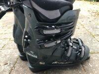 Male ski boots - black NORDICA size 6