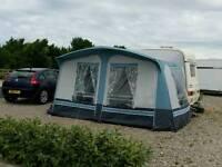 caravan awning NR Executive