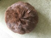 Sunson Vintage Fur Hat