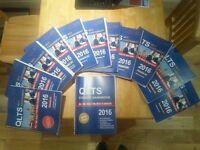 QLTS School 2016 MCT Textbooks (full set)