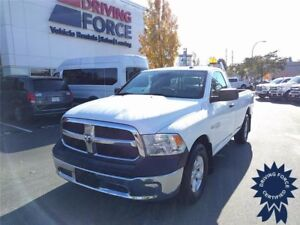2015 Ram 1500 ST, 3.21 Rear Axle Ratio, Rear Sliding Window