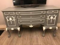 Large French style sideboard shabby chic