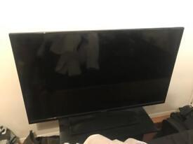 Bush 40 inch flat screen WiFi smart TV