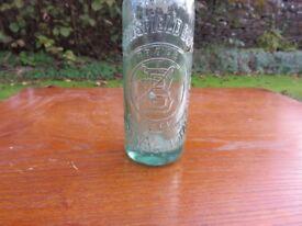 Vintage Glass Bottle, Stansfield Bros