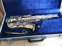Saxaphone Alto made by Boosey and Hawkes owned from new in 94