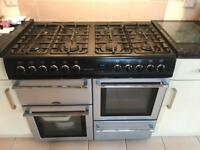 Belling Country chef range cooker 100cm
