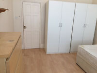 014R-SUDBURY HILL-MODERN DOUBLE STUDIO FLAT,FULLY FURNISHED,SEPARATE KITCHEN-BILLS INCLUDED-£200WEEK