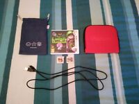 Nintendo 3DS XL console (newest model with faster CPU / Improved 3D ect) with three great games.