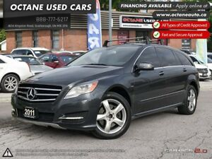 2011 Mercedes-Benz R-Class ONTARIO VEHICLE! BlueTEC 4MATIC!