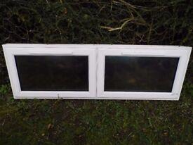 UPVC DOUBLE GLAZED WINDOW £20