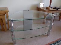 Good quality TV / Television Stand - immaculate condition