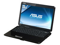 "ASUS X5DC LAPTOP 15.6"", 1.20GHz CELERON(x1), 3GB, 160GB, WIFI, WEBCAM, DVDRW, OFFICE, AVG, WINDOWS 7"