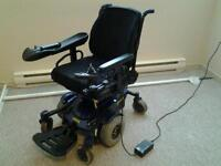 Power Wheelchair, Jazzy Select 6