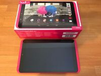 Hudl 2 - Bubblegum Pink - Boxed - In excellent condition