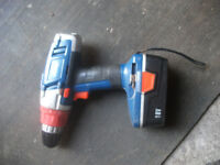 draper 18v cordless drill (no charger drill only )