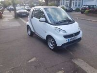 Smart fortwo Pure MHD Automatic 2013 1.0 petrol