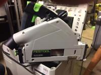 Festool TS55 Plunge Saw & FS1400 Rail