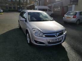 Vauxhall Astra automatic 12 months mot