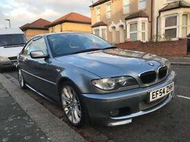 BMW 3 Series 3.0 330Cd M Sport 2dr (E46)