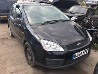 2004 FORD FOCUS C-MAX LX TDCI (MANUAL DIESEL)- FOR PARTS ONLY