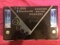 Bluetooth Dancing Water Speaker