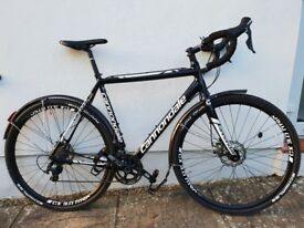 Cannondale CAADX 105 Disc bike 56cm - very good condition