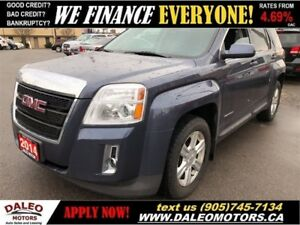 2014 GMC Terrain SLE-2 | AWD | REAR CAM | BLUETOOTH | VOICE COMM