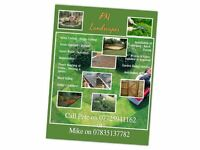 PM Landscape garden service , no job to small