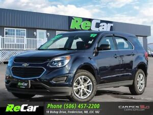 2017 Chevrolet Equinox LS AWD | REDUCED | BACK UP CAM | ONLY...