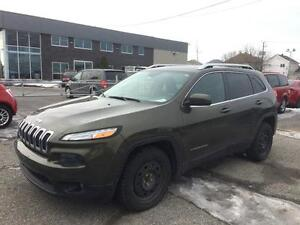 Jeep Cherokee North FWD 2014 V6/GPS/TRAILER HITCH