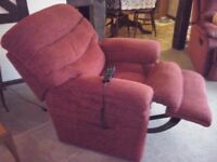 Electric recliner Arm chair