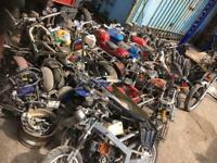 Scooters mini motos pit quads bikes wanted free pick up