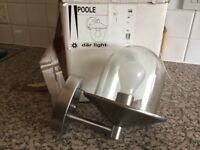Expensive Used Outdoor Light With Original Box