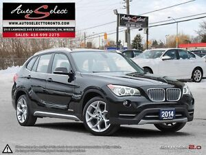 2014 BMW X1 xDrive28i AWD ONLY 72K! **SPORT PKG** CLEAN CARPROOF
