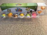 Disney tsum tsum series 3 - 8 pack, includes rare piglet