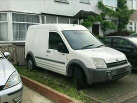 Ford transit connect ( breaking all parts )