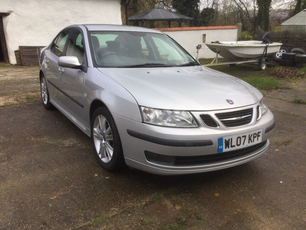 Excellent example of a Saab Vector Sport, Anniversary Edition