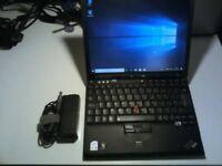lenovo netbook x60s