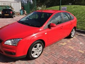 2008 Ford Focus 1.6 Style 5 Door, MOT till August 2017, drive away today