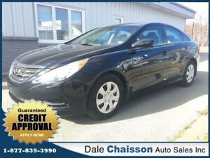 2011 Hyundai Sonata GL Bluetooth, Heated Seats, New Brakes