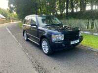 Range Rover vogue, Great Mot, Very Clean Car