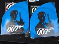 James Bond Car Collection - complete to no 117